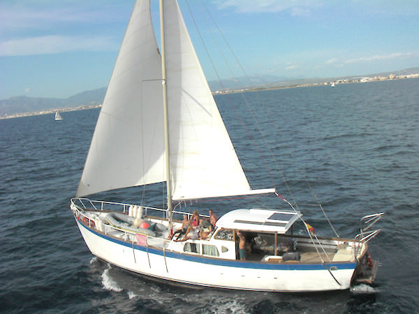 15m Segelyacht Palma