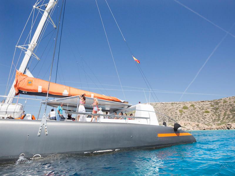 Mega Catamaran Palma