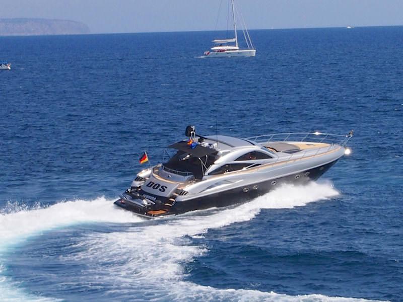Motoryacht Palma