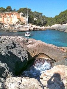 Naturbucht Mallorca
